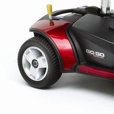 Go-Go® LX 4 Ruedas con Suspensión CTS