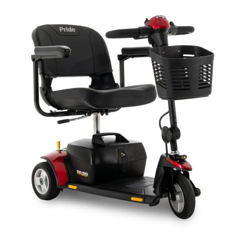 GoGo Elite Traveller® 3 ruedas