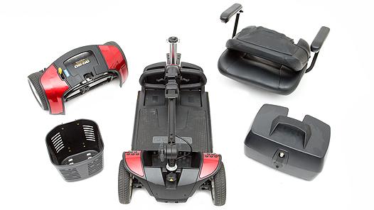 Go-Go® Sport 4 ruedas